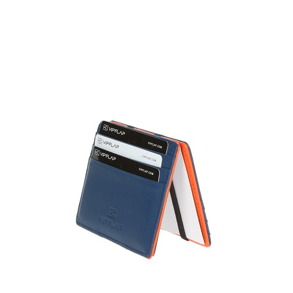 Vip Flap Accessories Card holders Blue/Orange VIPEL.BS/ARA