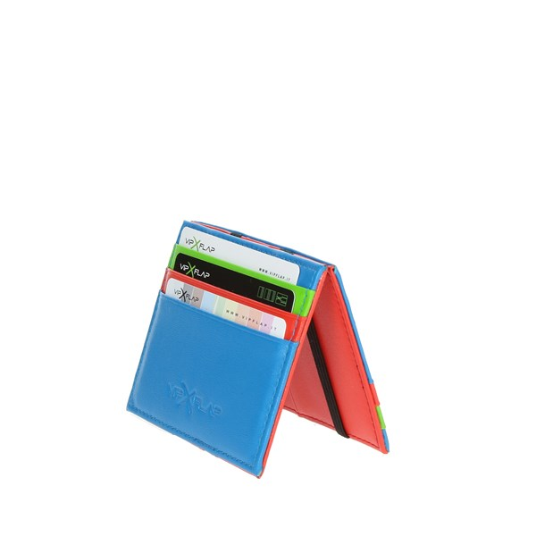 Vip Flap Accessories Business Cardholders Sky-blue/Red/Green VIPMUL.A/V/R