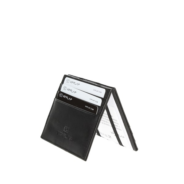 Vip Flap Accessories Card holders Black VIPCE3.NERO