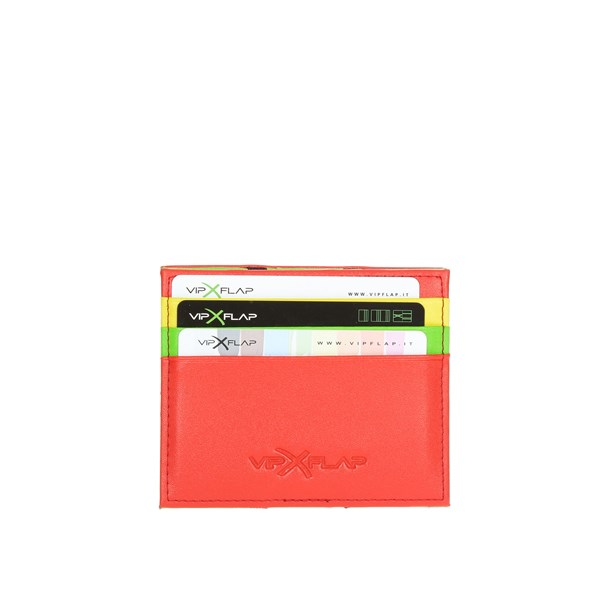 Vip Flap Accessories Business Cardholders Red/Green/Yellow VIPMUL.R/V/G