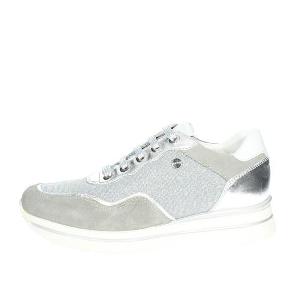 Keys Shoes Sneakers Silver 5521