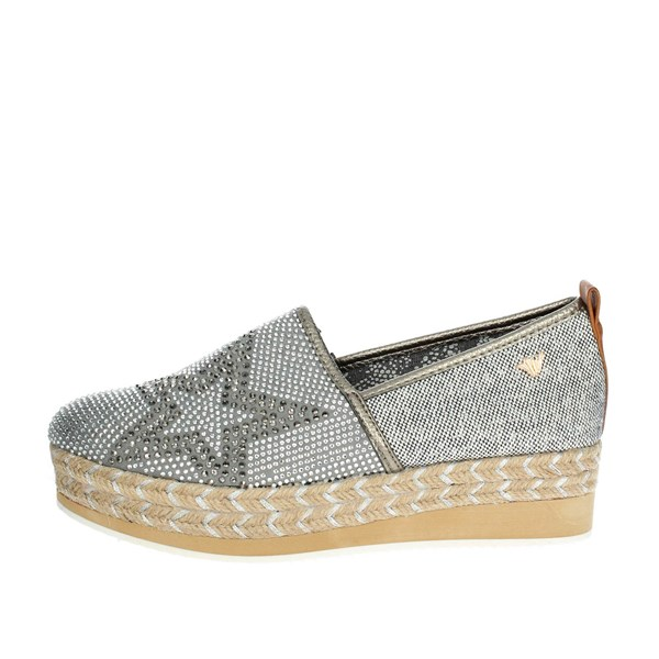 Shaka Shoes Slip-on Shoes Grey SL181510 W0004