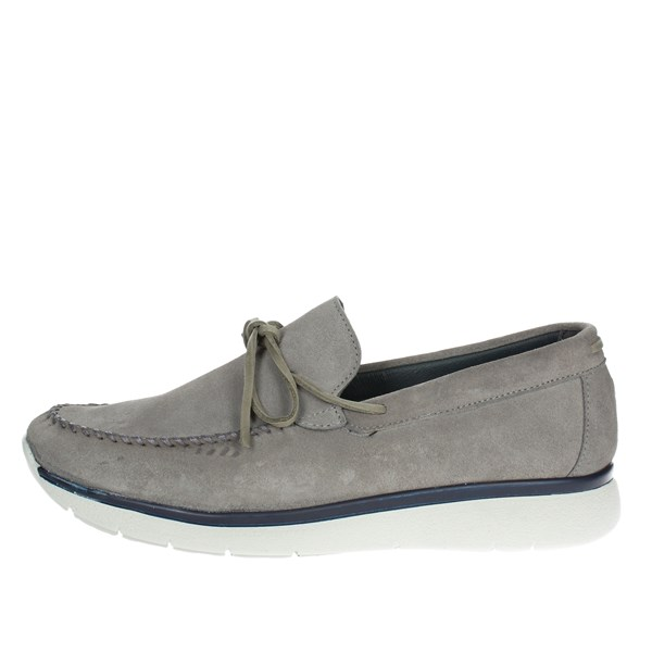Impronte Shoes Moccasin Grey IM181024