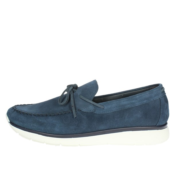 Impronte Shoes Moccasin Blue IM181024