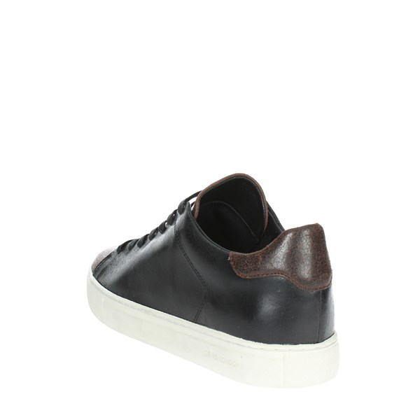 Crime London  Shoes Sneakers Black/Brown 92101K18.20