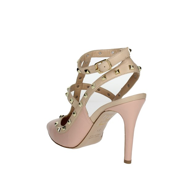 <Mariano Ventre Shoes Pumps Rose VAL01