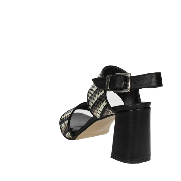 Pierfrancesco Vincenti Shoes Sandal Black 2511