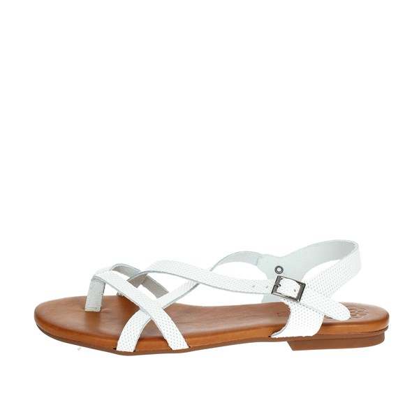 Porronet Shoes Flops White FI101TAB