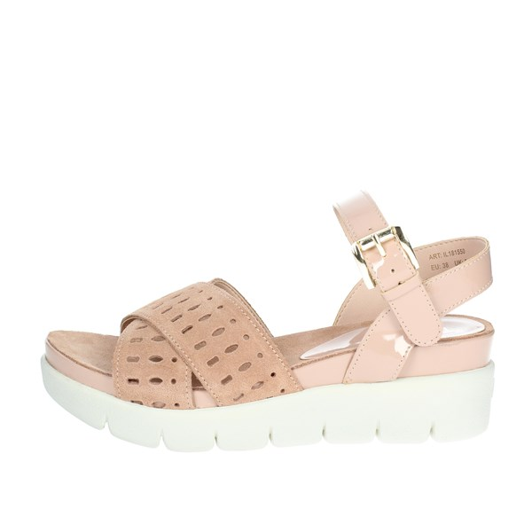 Impronte Shoes Sandal Light dusty pink IL181550