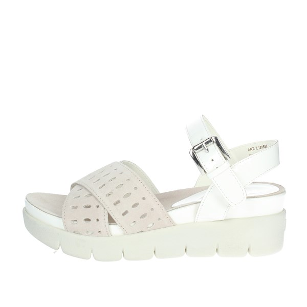 Impronte Shoes Sandal White IL181550