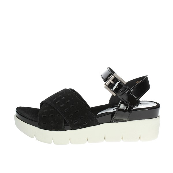 Impronte Shoes Sandal Black IL18550