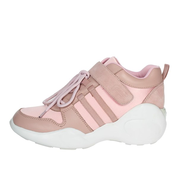 Fornarina Shoes Sneakers Rose PE18UP5966O066