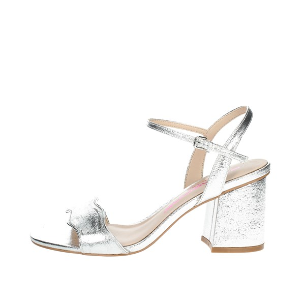 Fornarina Shoes Sandals Silver PE18YF2875M090