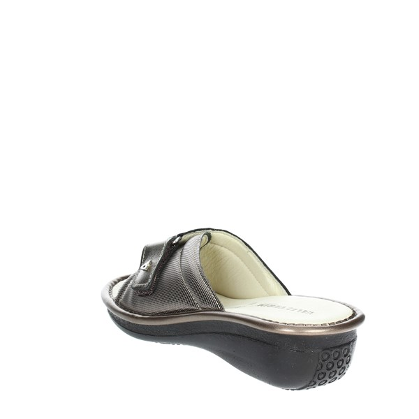 <Valleverde Shoes Clogs Grey 37203