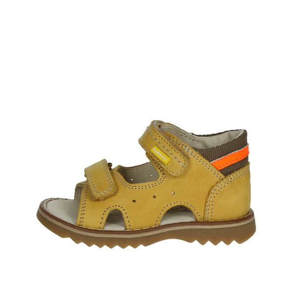 Balducci Shoes Sandal Yellow CITA1017