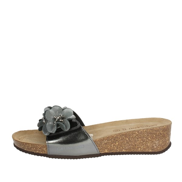 Grunland Shoes Clogs Charcoal grey CB1609-70