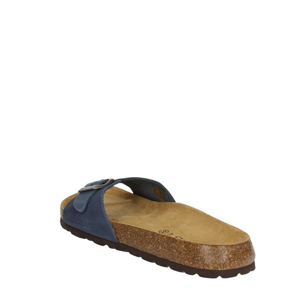 Grunland Shoes slippers Blue CB3945-40