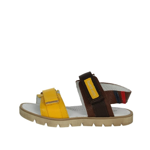 Balducci Shoes Sandal Yellow 10281