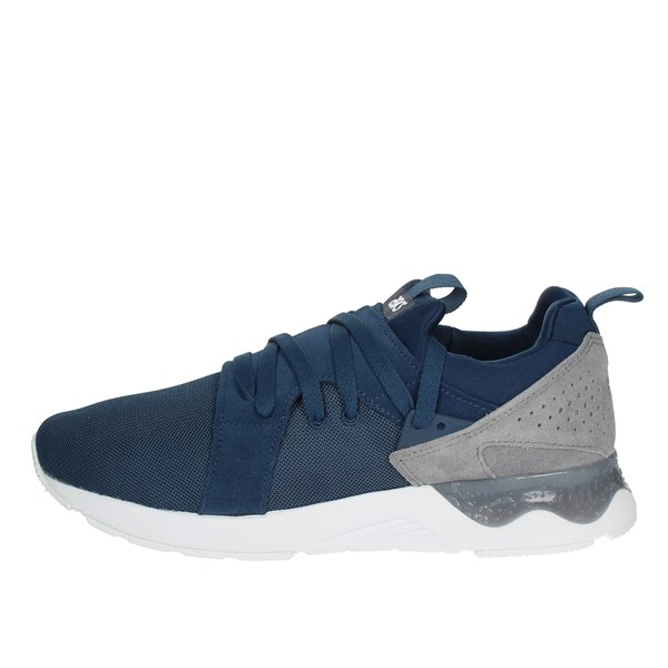 Asics Shoes Low Sneakers Blue H817L..4911