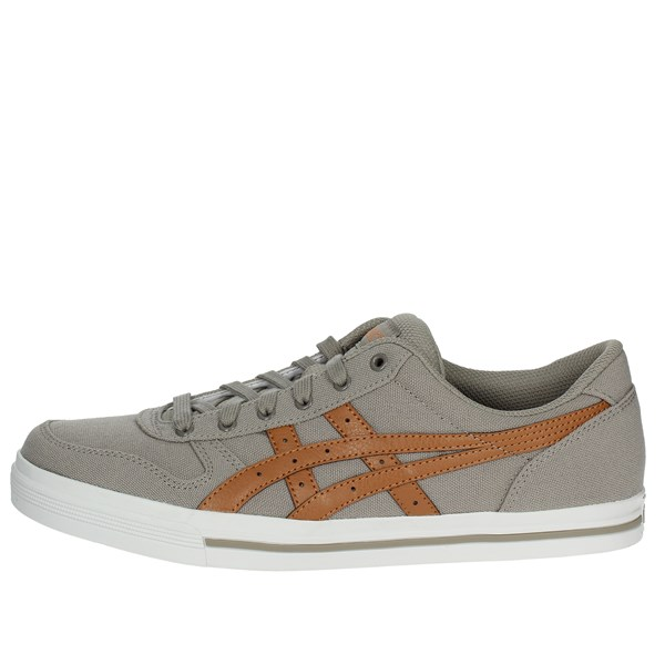 Asics Shoes Low Sneakers Brown Taupe HN528..9121
