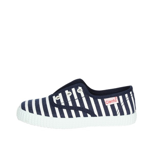 Cienta Shoes Sneakers Blue/White 55095
