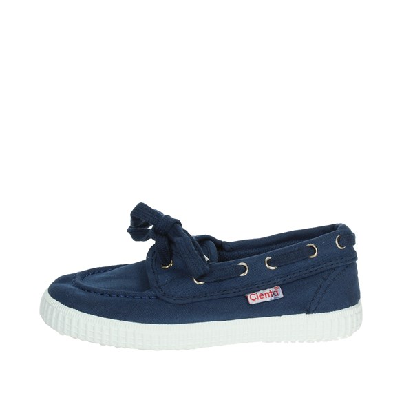 Cienta Shoes Moccasin Blue 72997