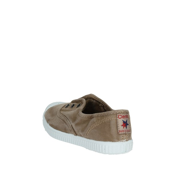 <Cienta Shoes Sneakers Brown Taupe 70777