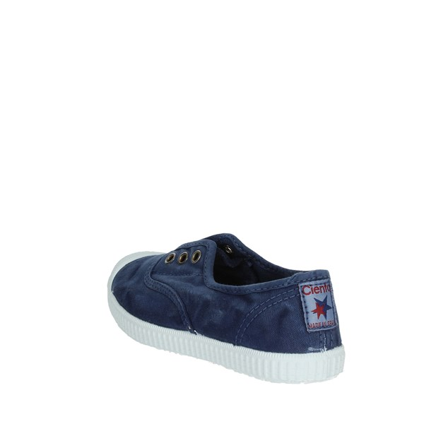 <Cienta Shoes Sneakers Blue 70777