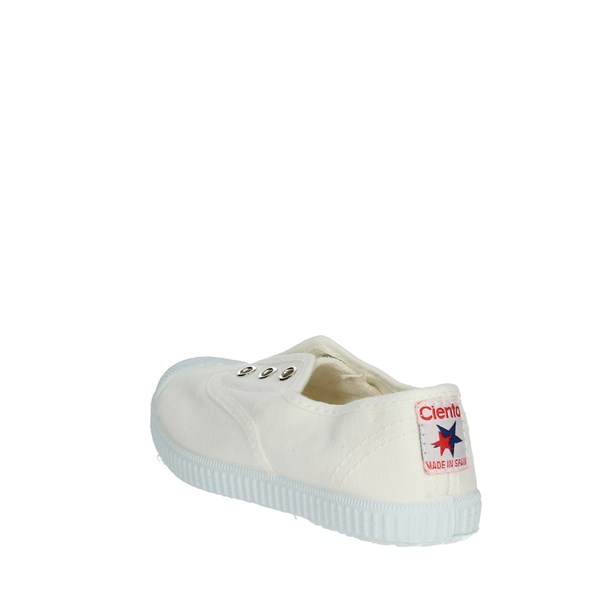 <Cienta Shoes Sneakers White 70997
