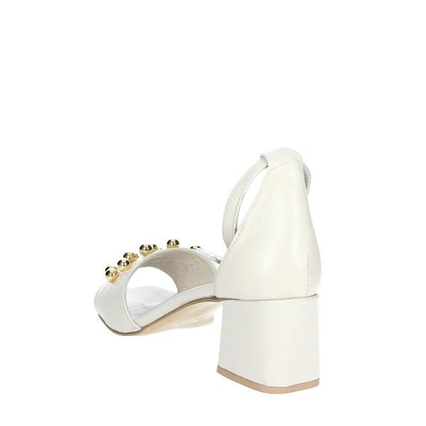 Pierfrancesco Vincenti Shoes Sandal Beige 2661