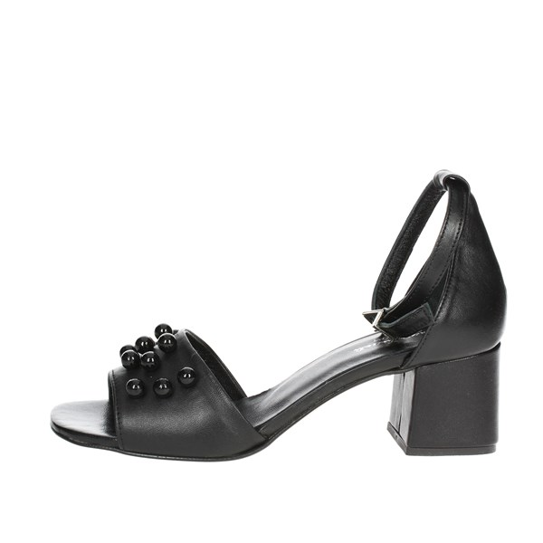 Pierfrancesco Vincenti Shoes Sandal Black 2661