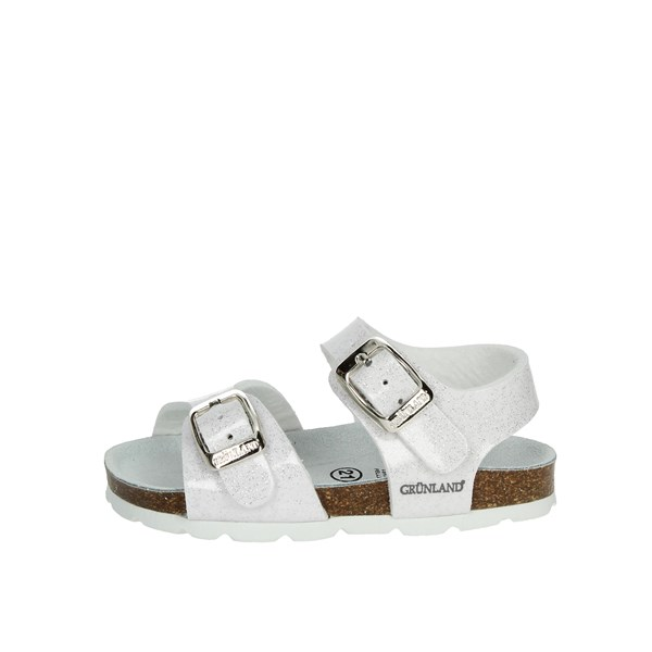 Grunland Shoes Sandal White SB0241-40