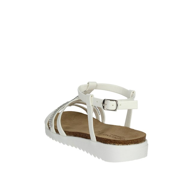 Grunland Shoes Sandals White SB0287-70