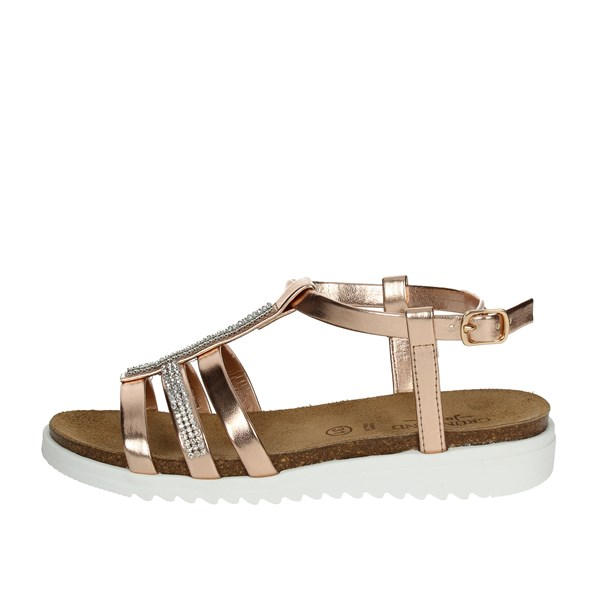 Grunland Shoes Sandal Light dusty pink SB0287-70