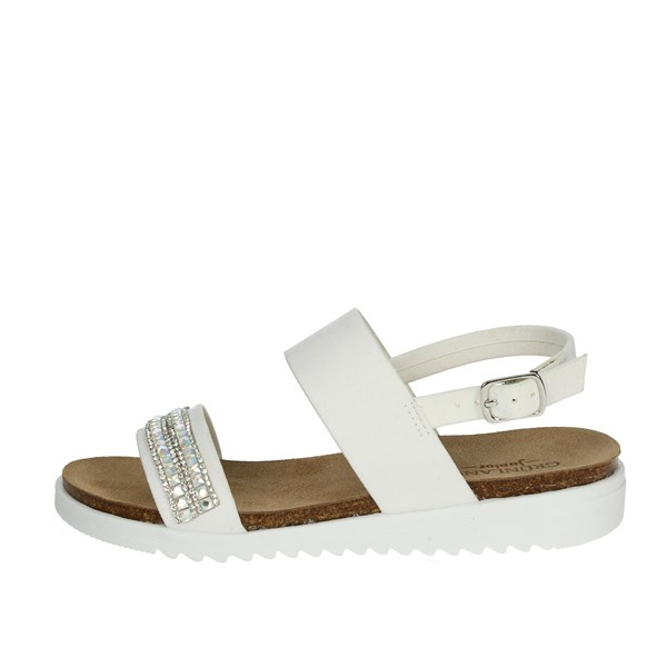 Grunland Shoes Sandal White SB0284-70