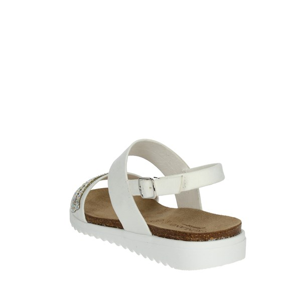 Grunland Shoes Sandals White SB0284-70