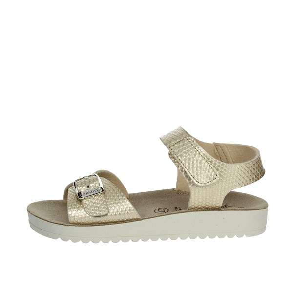Grunland Shoes Sandal Platinum  SA1619-70