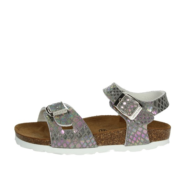 Grunland Shoes Sandals Silver SB0251-40