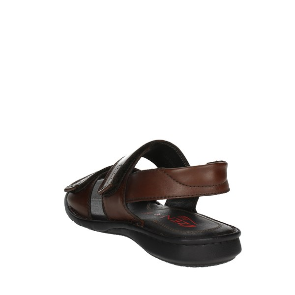 Zen Shoes Sandals Brown 676756