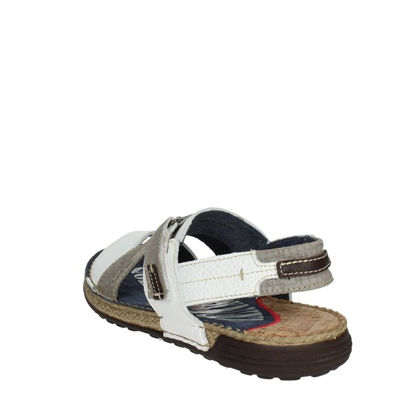 Zen Shoes Sandal White 677217