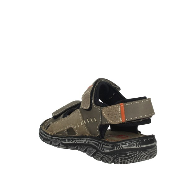 Zen Shoes Sandal Grey 677524