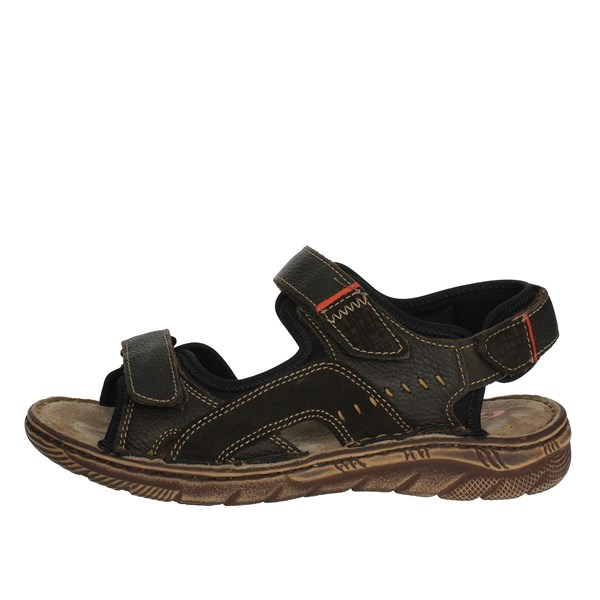 Zen Shoes Sandals Brown 677524