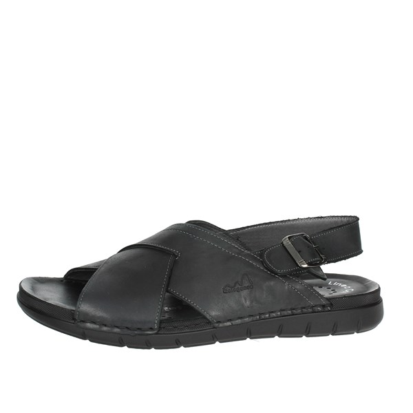 Meneghelli Shoes Sandals Black G98032