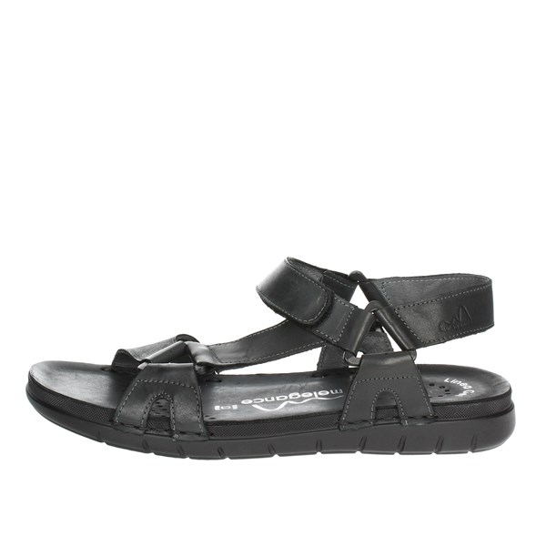 Meneghelli Shoes Sandals Black G98036