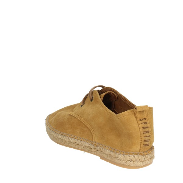 Spartum Shoes Espadrilles Yellow 4504 421