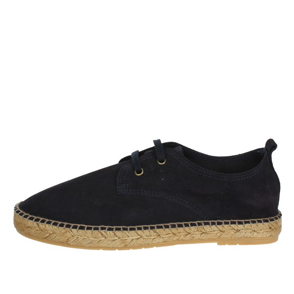 Spartum Shoes Espadrilles Blue 4504 477