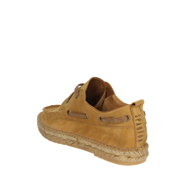 Spartum Shoes Espadrilles Yellow 4503 421