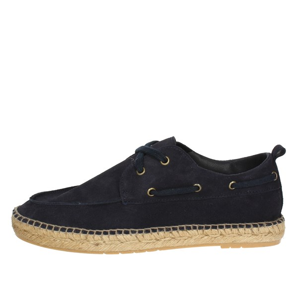 Spartum Shoes Espadrilles Blue 4503 477