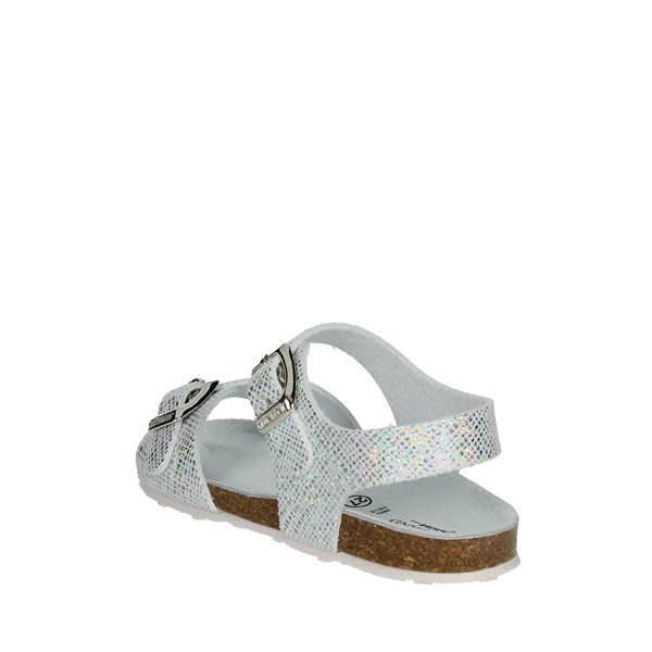 Grunland Shoes Sandals Silver SB0812-40