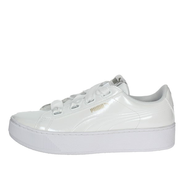 Puma Shoes Low Sneakers White 366419 02